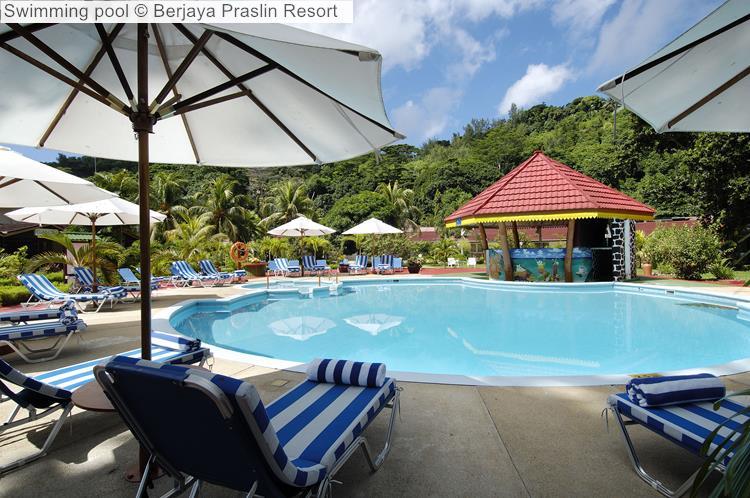 Swimming Pool © Berjaya Praslin Resort