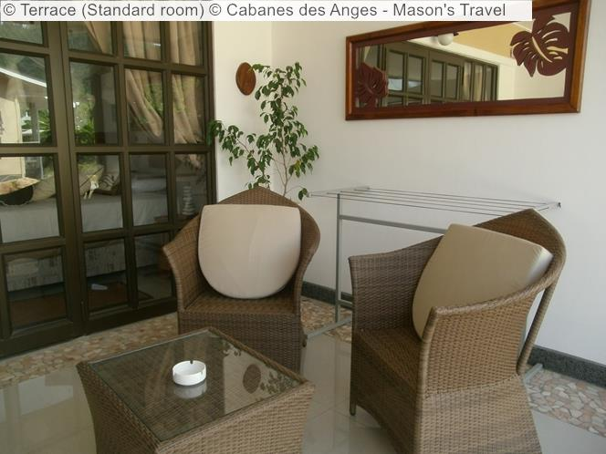 Terrace (Standard Room) © Cabanes Des Anges Mason's Travel