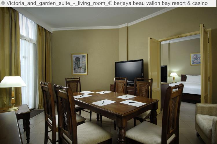Victoria And Garden Suite Room © Berjaya Beau Vallon Bay Resort & Casino