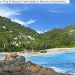 View On Banyan Tree © Banyan Tree Hotels & Resorts (Seychelles)
