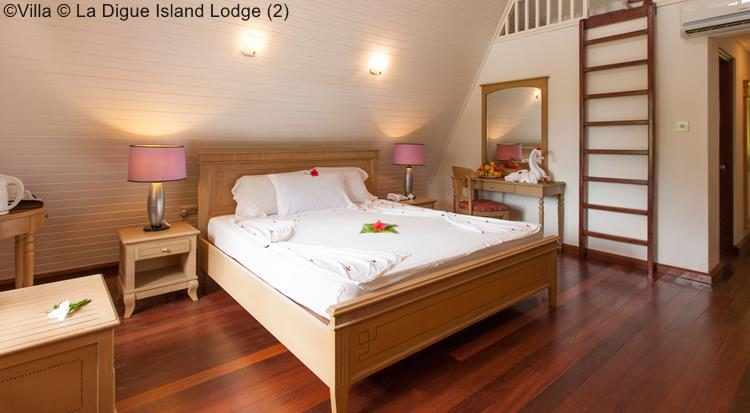 Villa © La Digue Island Lodge