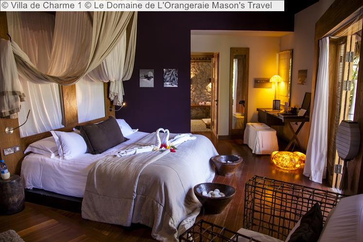 Villa De Charme © Le Domaine De L'Orangeraie
