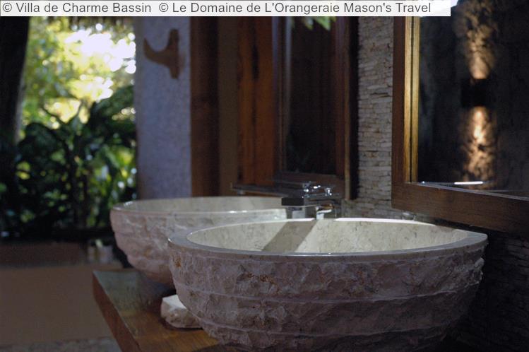 Villa De Charme Bassin © Le Domaine De L'Orangeraie