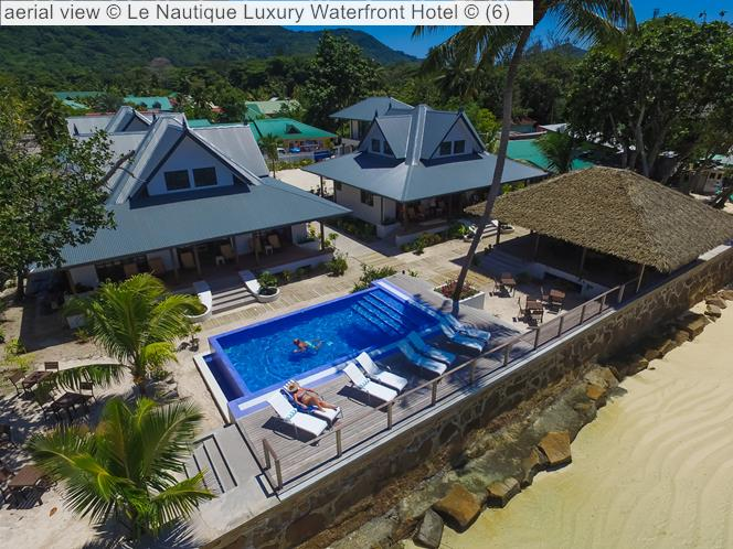 Le Nautique Luxury Waterfront Hotel