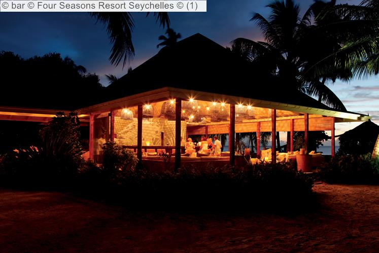 bar Four Seasons Resort Seychelles