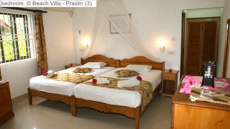 Bedroom © Beach Villa Praslin