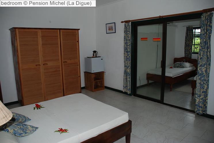 Bedroom © Pension Michel (La Digue)