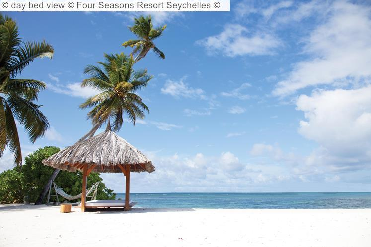 Day Bed View © Four Seasons Resort Seychelles ©