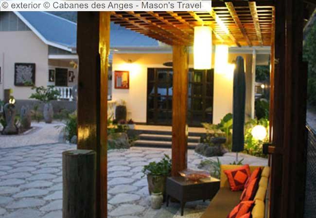 Exterior © Cabanes Des Anges Mason's Travel