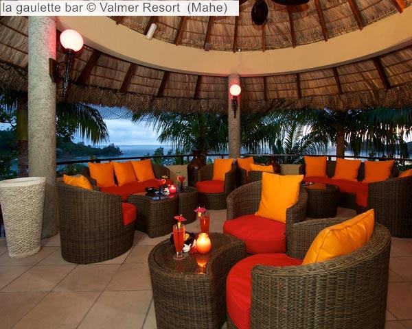 La Gaulette Bar © Valmer Resort (Mahe)