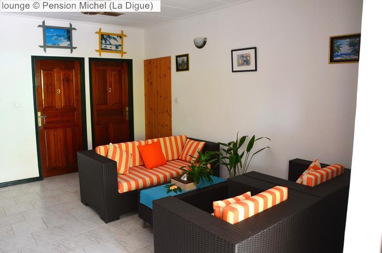 Lounge © Pension Michel (La Digue)