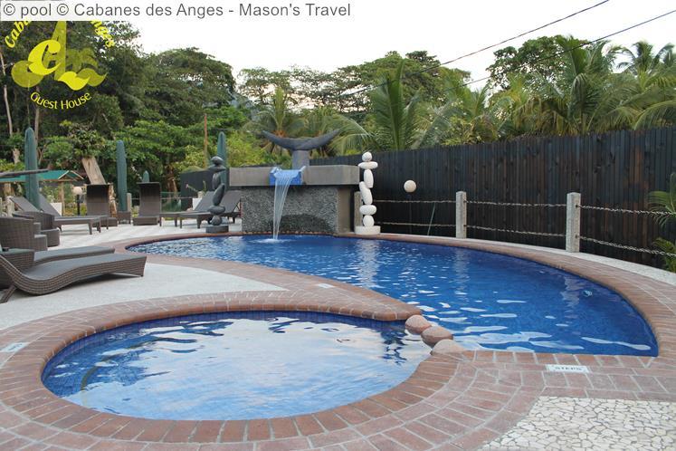 Pool © Cabanes Des Anges Mason's Travel