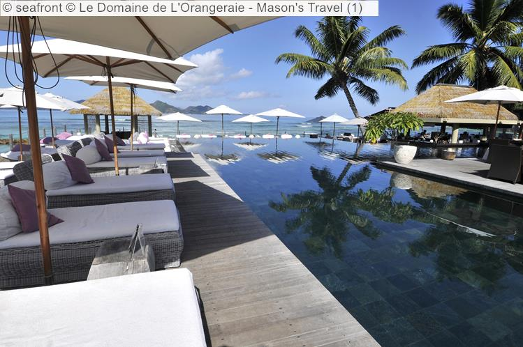 Swimming pool © Le Domaine De L'Orangeraie