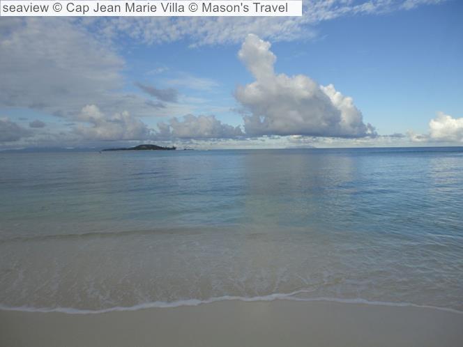 Seaview © Cap Jean Marie Villa © Mason's Travel