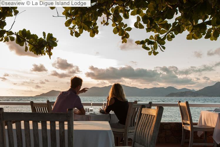 Seaview © La Digue Island Lodge