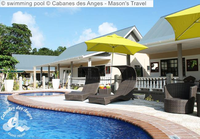 Swimming Pool © Cabanes Des Anges Mason's Travel
