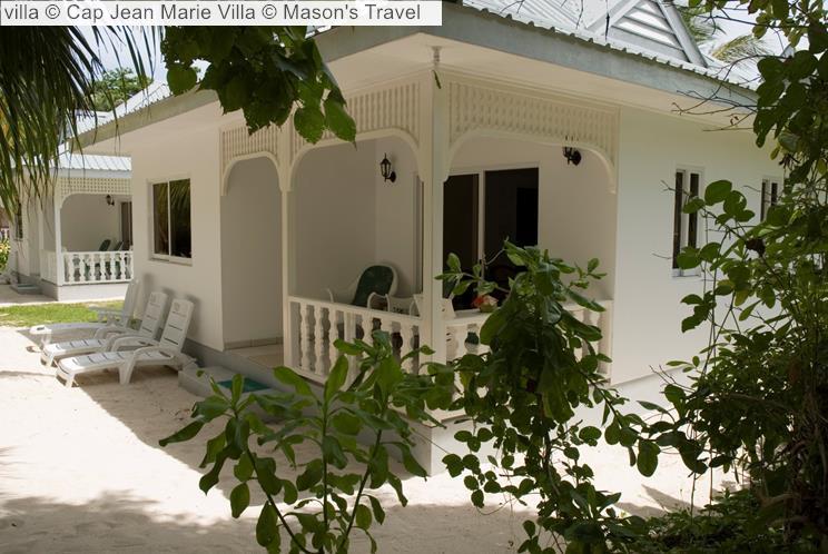 Villa © Cap Jean Marie Villa © Mason's Travel