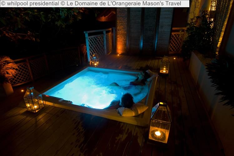 whilpool presidential Le Domaine de LOrangeraie