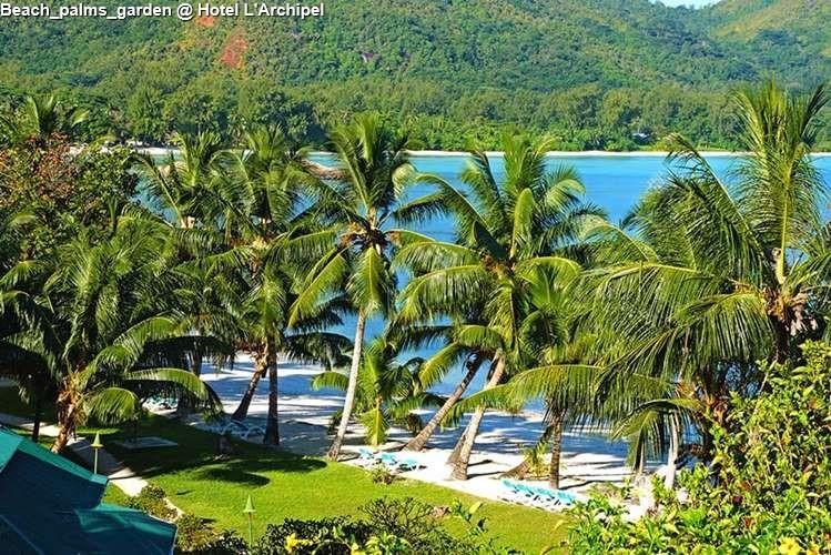 Beach Palms Garden