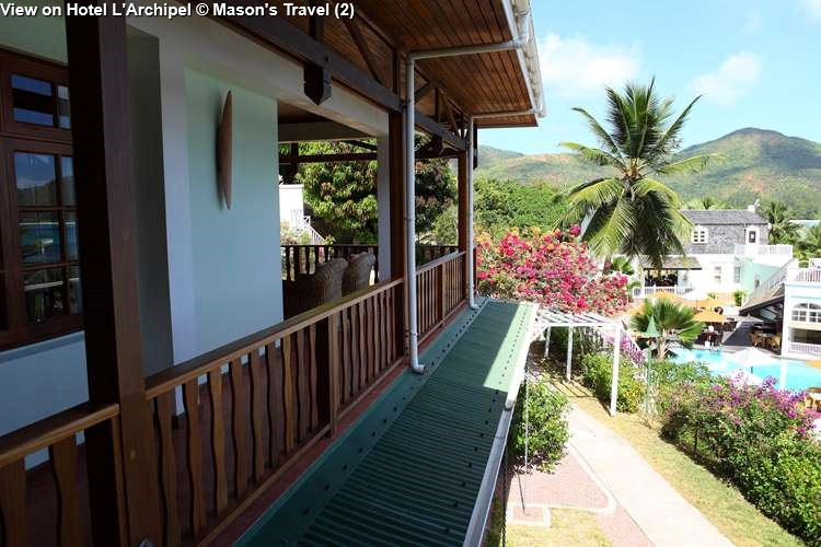 View On Hotel LArchipel