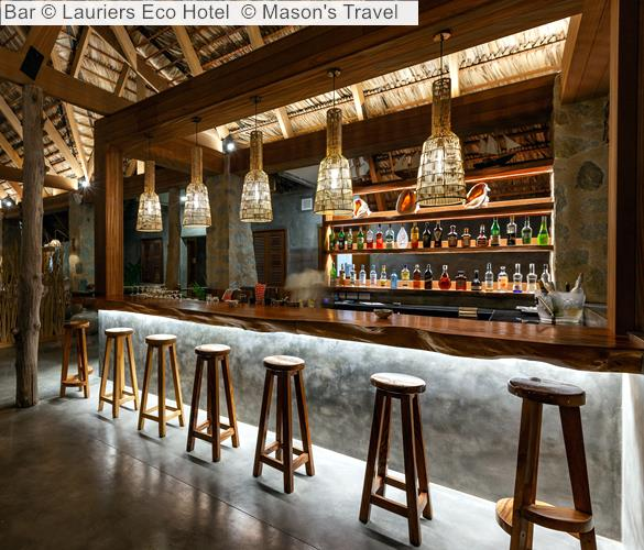 Bar Lauriers Eco Hotel