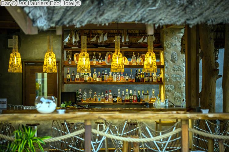 Bar Les Lauriers Eco Hotel