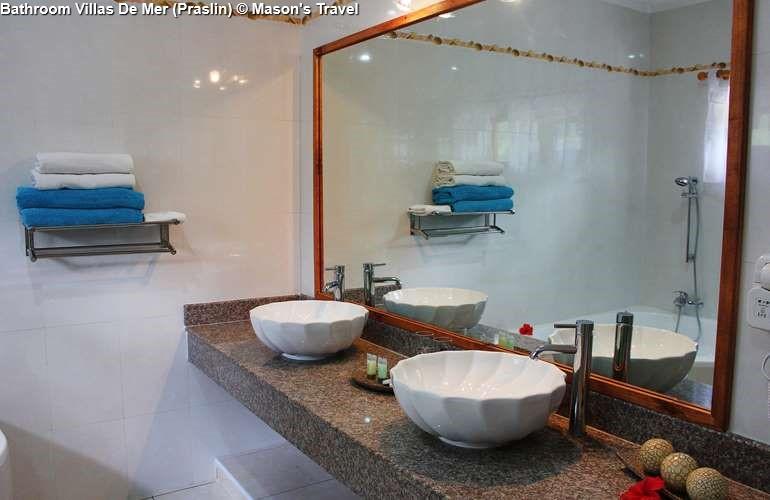 Bathroom Villas De Mer Praslin