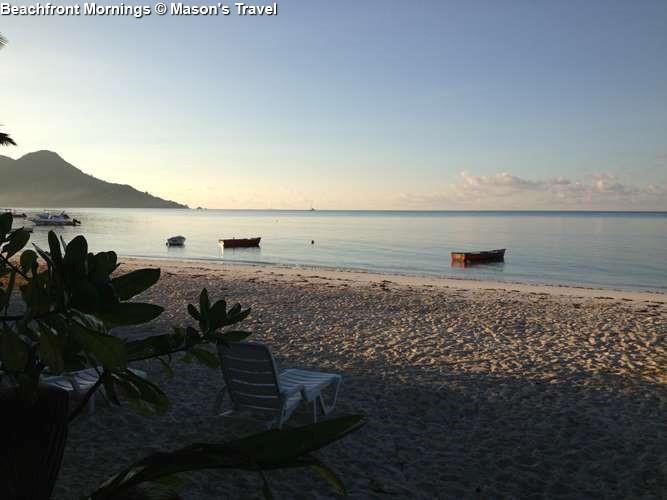 Beachfront Mornings