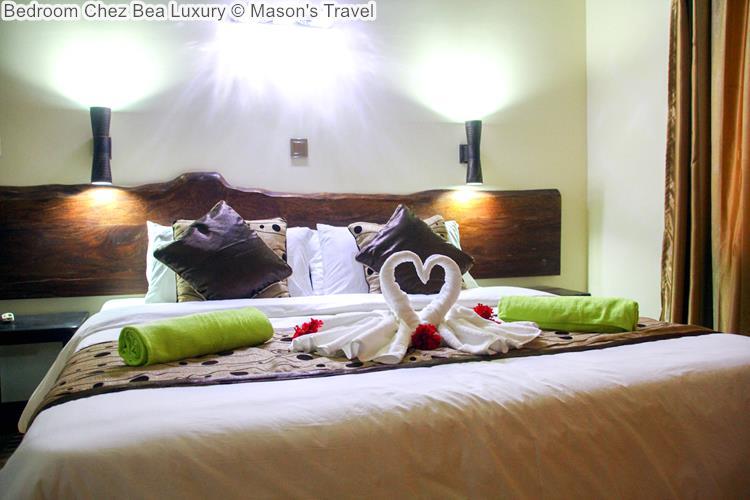 Bedroom Chez Bea Luxury