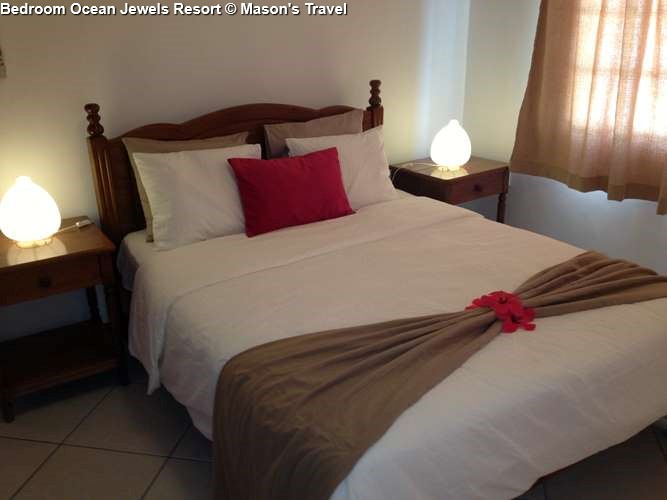 Bedroom Ocean Jewels Resort