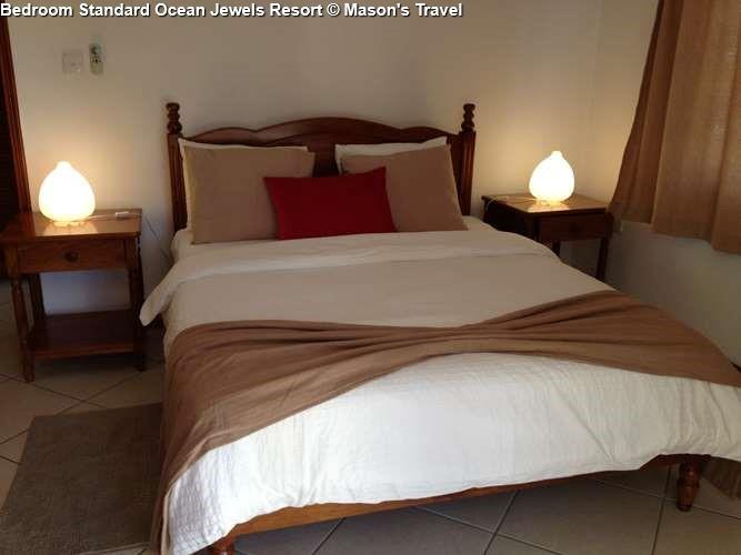 Bedroom Standard Ocean Jewels Resort