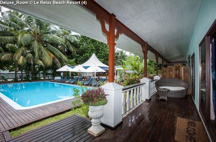 Deluxe Room Le Relax Beach Resort