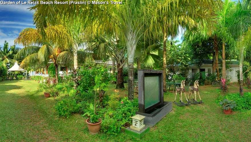 Garden Of Le Relax Beach Resort Praslin