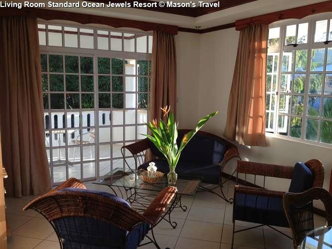 Living Room Standard Ocean Jewels Resort