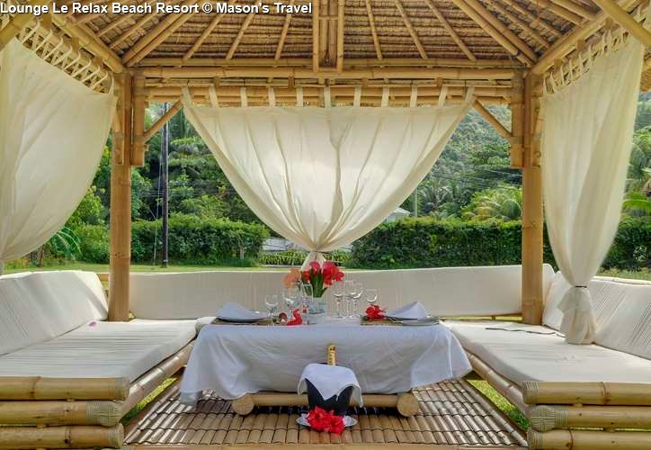 Lounge Le Relax Beach Resort
