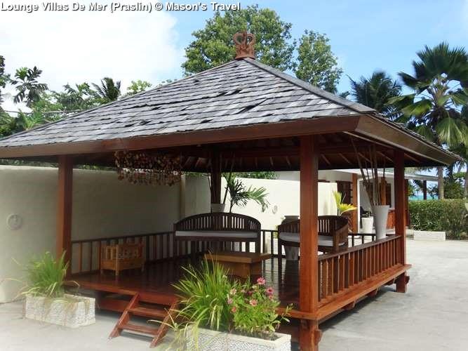 Lounge Villas De Mer Praslin ©