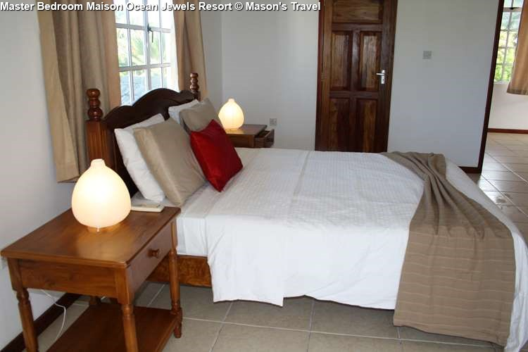 Master Bedroom Maison Ocean Jewels Resort