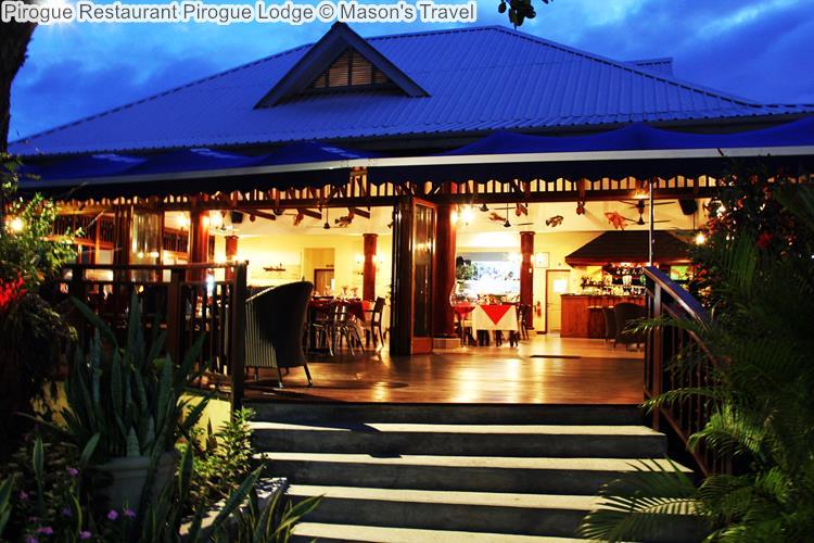 Pirogue Restaurant Pirogue Lodge