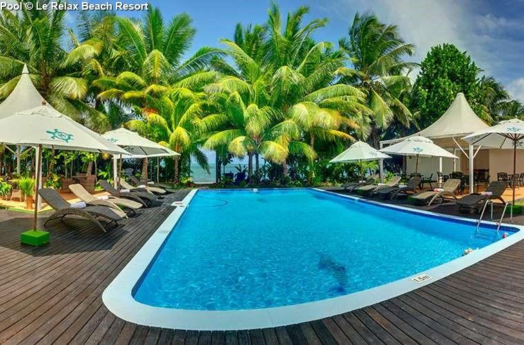 Pool Le Relax Beach Resort