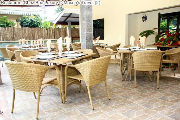Restaurant Chez Bea Luxury