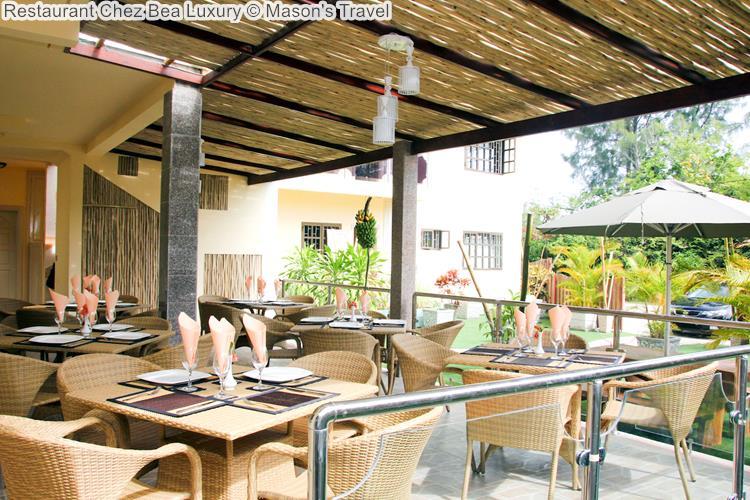 Restaurant Chez Bea Luxury ©