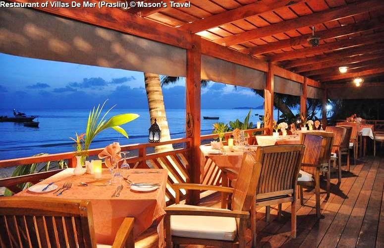 Restaurant Of Villas De Mer