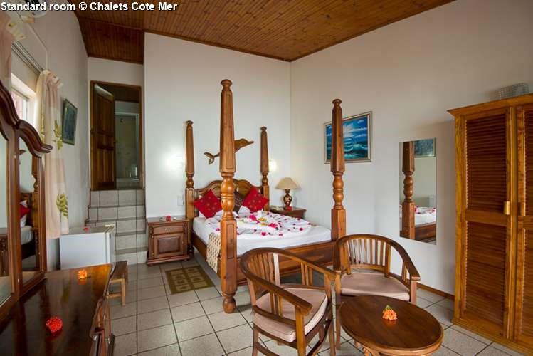 Standard Room © Chalets Cote Mer