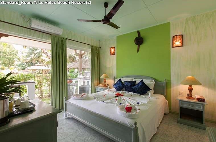 Standard Room Le Relax Beach Resort