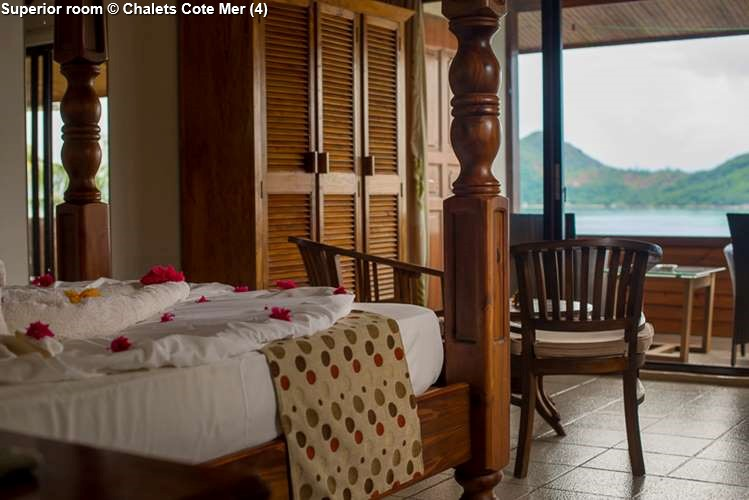 Superior Room © Chalets Cote Mer