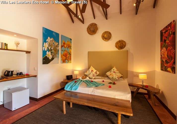 Villa Les Lauriers Eco Hotel