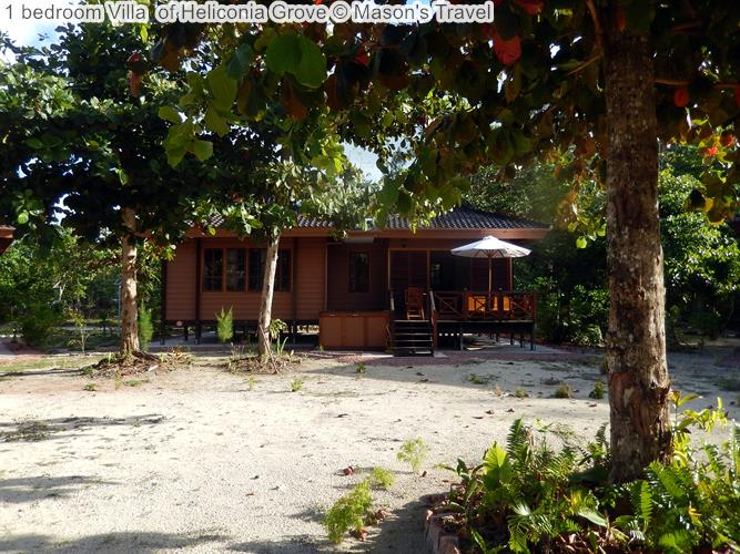 bedroom Villa of Heliconia Grove