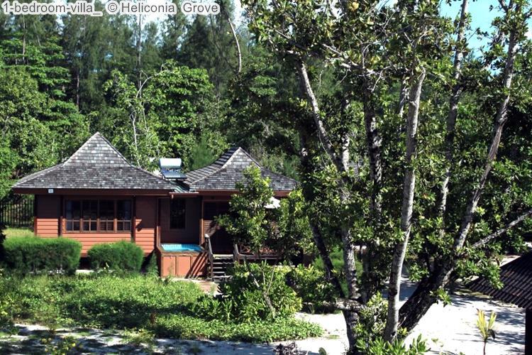bedroom villa Heliconia Grove