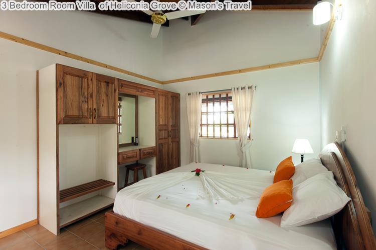 3 Bedroom Room Villa Of Heliconia Grove ©