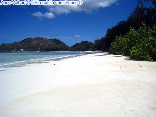 Anse Volbert © L'Hirondelle Guesthouse ©